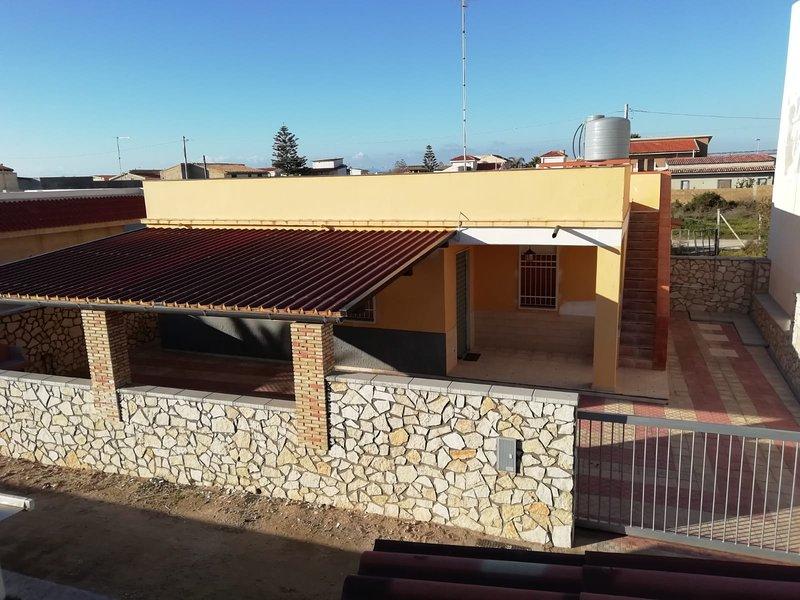 Villa Barletta (Villino), holiday rental in Acate