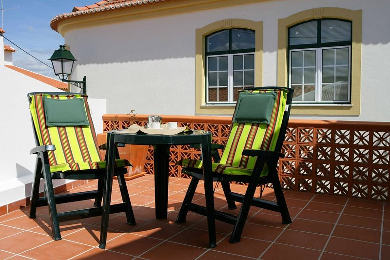 Spacious house with mountain view, holiday rental in Vila de Rei