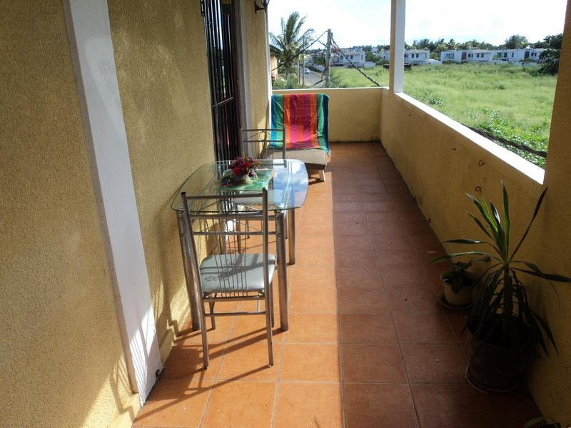 Nice apartment near the beach, holiday rental in Pamplemousses