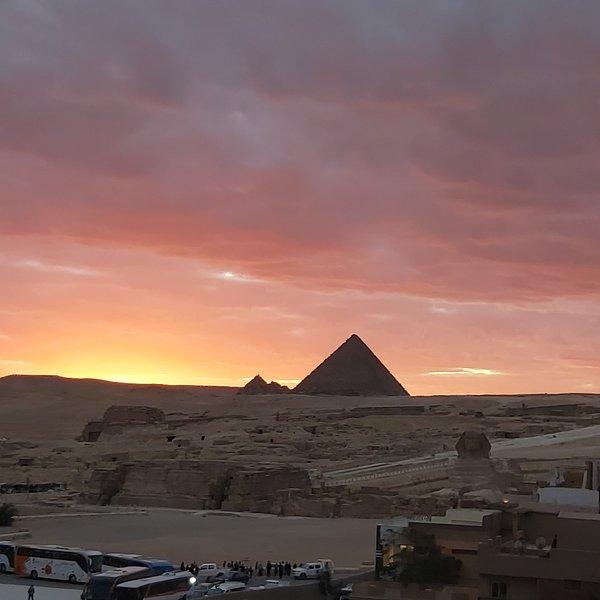Golden pyramids inn, holiday rental in Giza