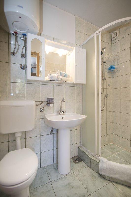 Interior, Habitación, Baño, Aseo, Lavabo