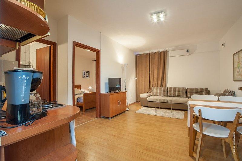 Pavimenti, pavimenti, parquet, soggiorno, interni