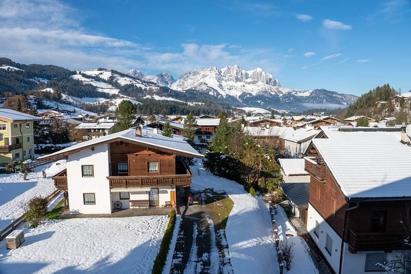 RÈSIdence Reith by Home2be Kitzbühel, holiday rental in Going