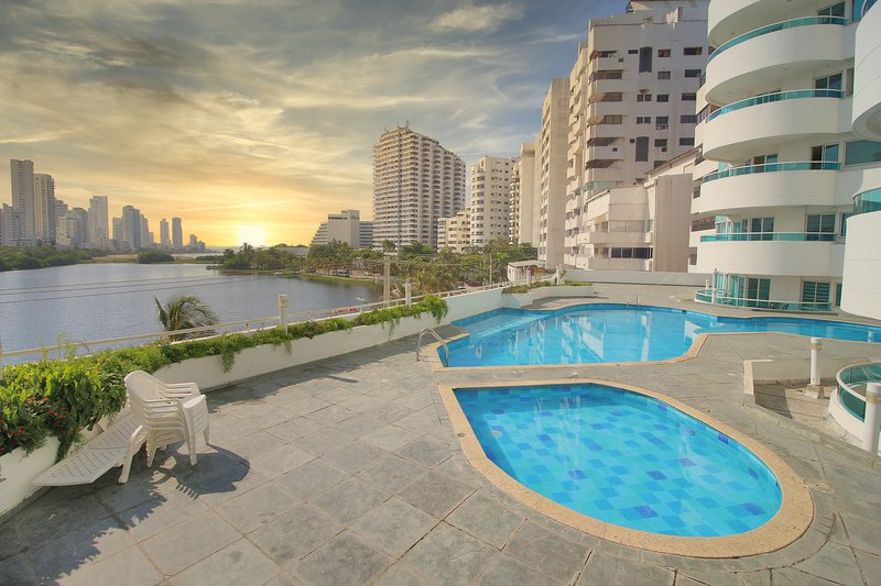 Apartamento Best View - Frente al Mar CT08, casa vacanza a Cartagena
