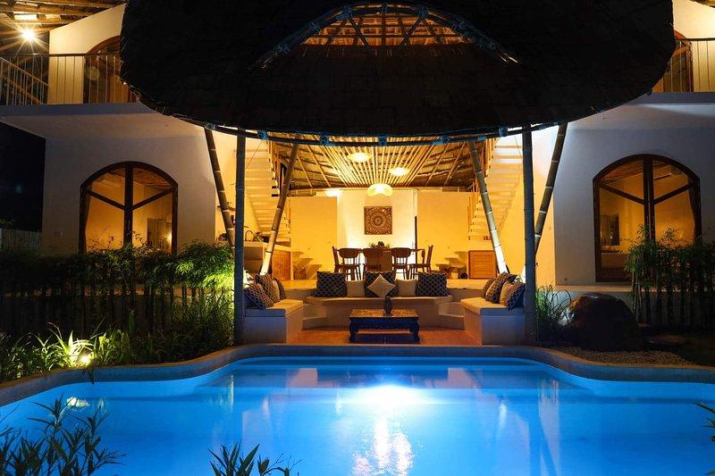 Aloe Unique Natural Pool Villas, holiday rental in Railay Beach