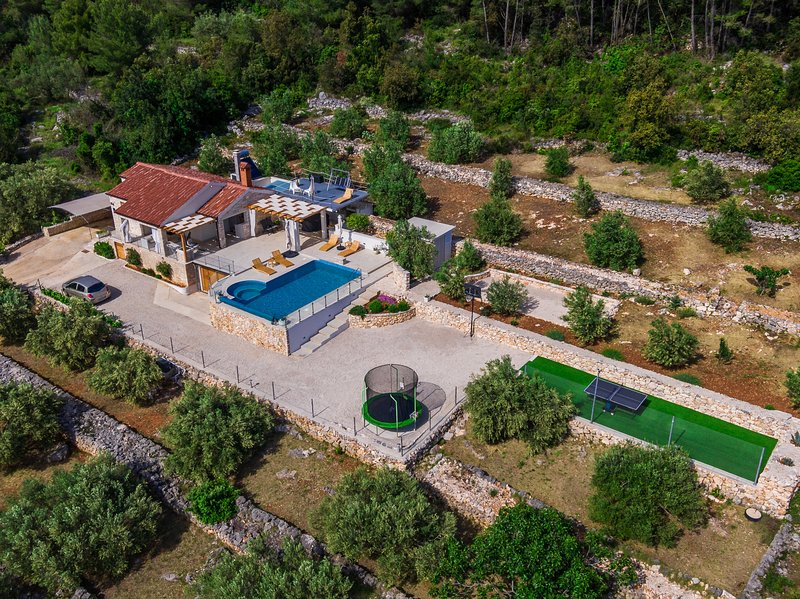 Villa Mario, vacation rental in Vela Luka