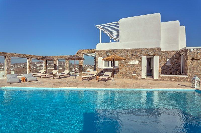 Villa Phoenix - Mykonos - Grecia