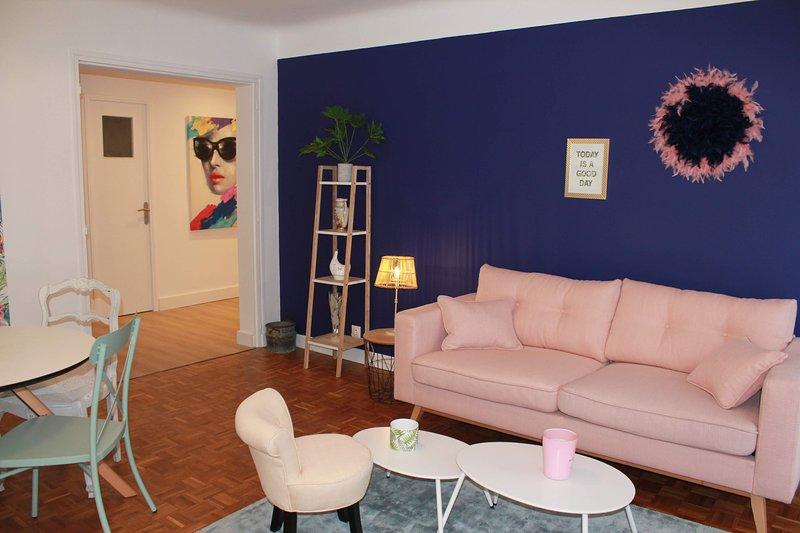 Bienvenue chez Cosy Lily, holiday rental in Pau