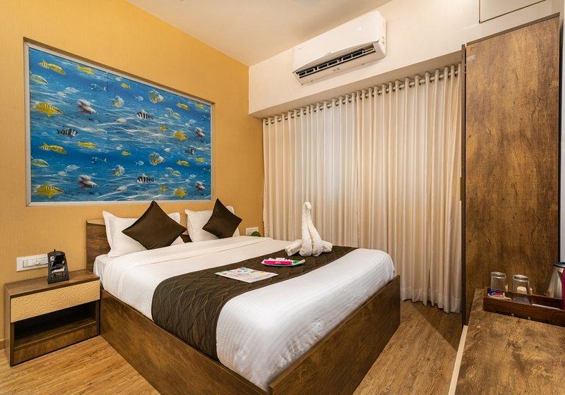 Exquisite 3 Bedroom-Perfect for Business Traveler, alquiler de vacaciones en Thane