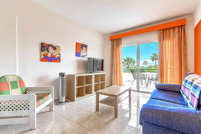 Altamira one bedroom apartment, holiday rental in La Caleta
