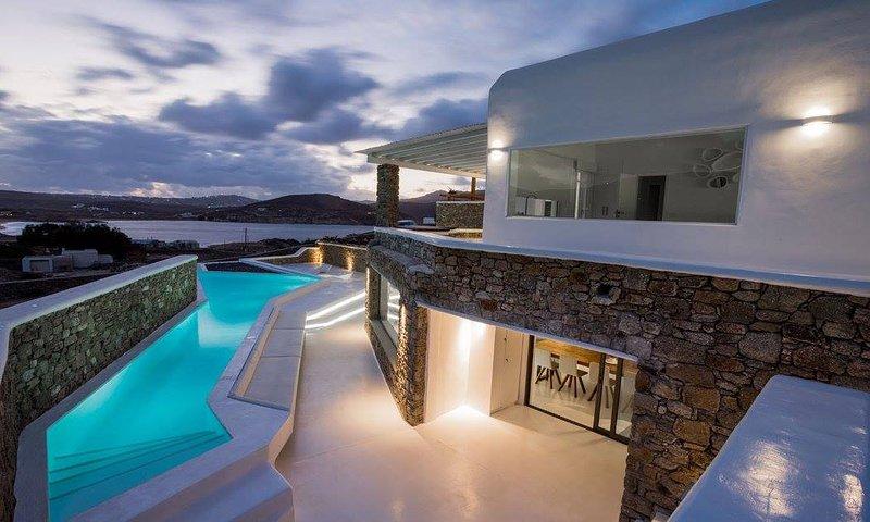 Lotus Villa, holiday rental in Ftelia