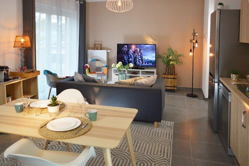 Businest Gosselies-charleroi Airport - 1-bedroom Apartment, vacation rental in Villers-la-ville