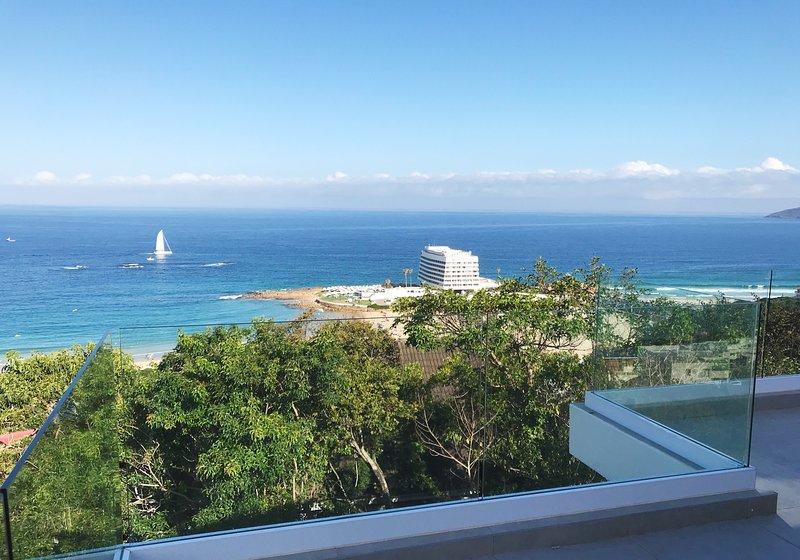 Dizzy Hill Villa with 270° Breathtaking Views. Pool + Patio, location de vacances à The Crags