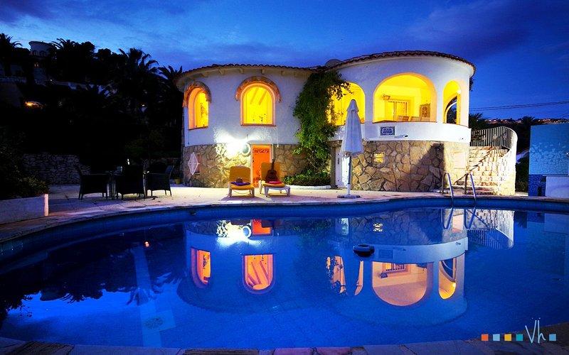 PLAZA ANTONIO - Villa vacacional para 6 personas en la Costa Blanca, holiday rental in La Llobella
