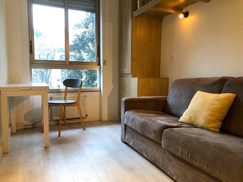 Paris - Henri Martin studio, aluguéis de temporada em Boulogne-Billancourt