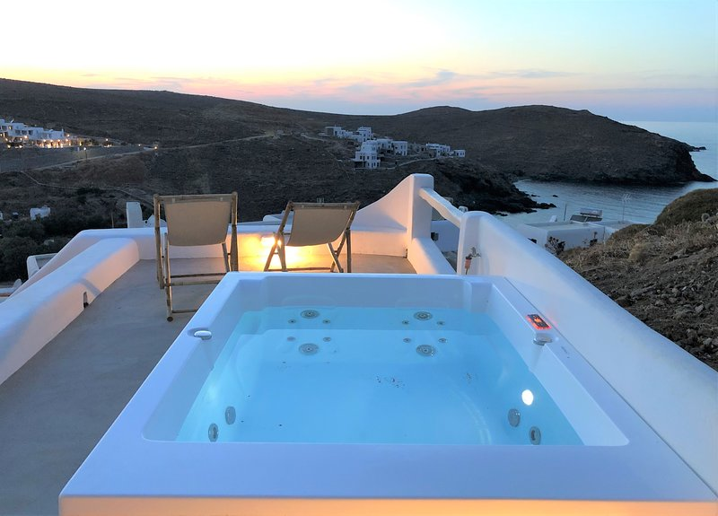 Marquise Residence In Mykonos - ,, holiday rental in Kalafatis