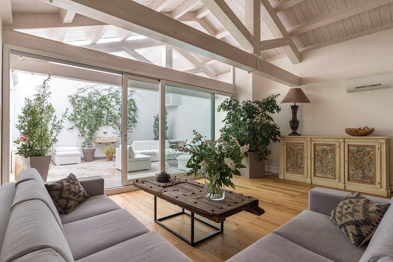 Heima Suite, Ferienwohnung in Palermo