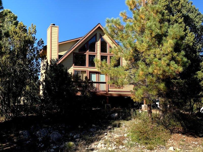 Pineview Chalet, alquiler de vacaciones en Forest Lakes