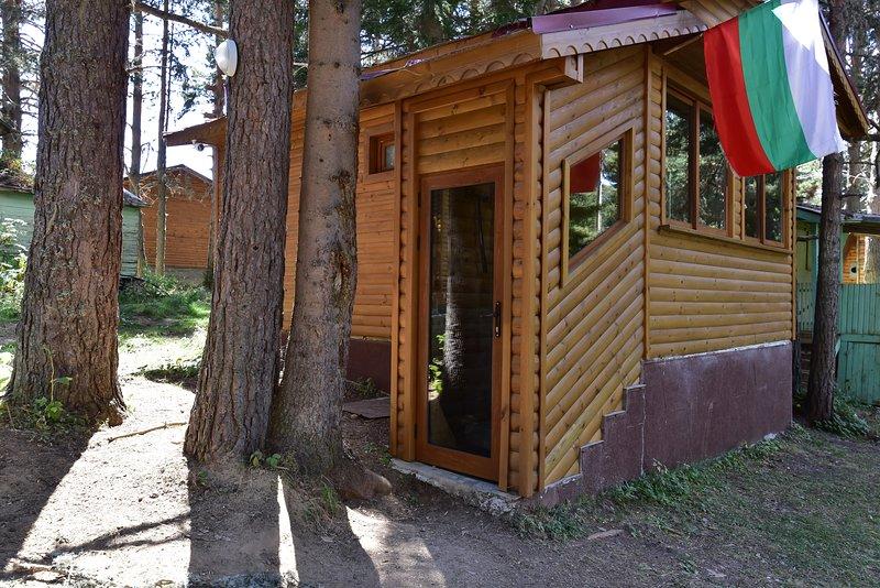 Margarita cabin, alquiler de vacaciones en Pastra