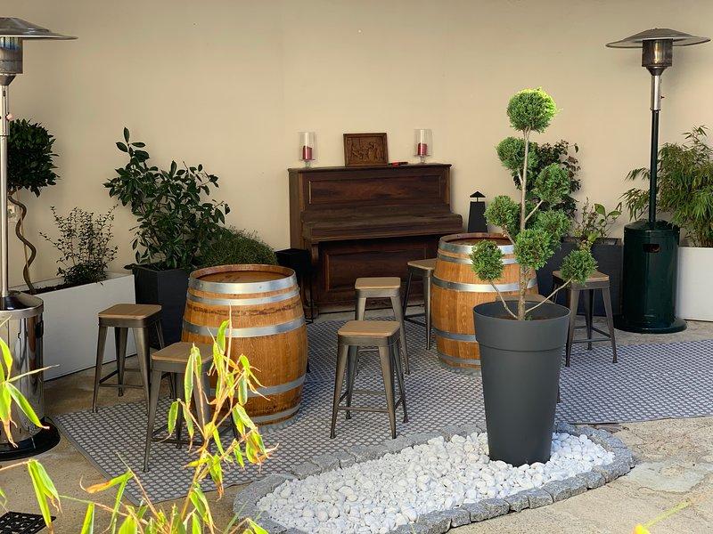 Gîtes Chez Louis Le Tonnelier, holiday rental in Clamanges