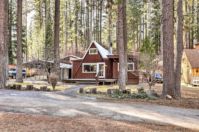 What are you waiting for? Snag this Graeagle cabin before someone else does!