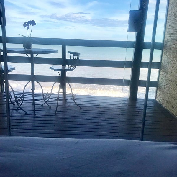 Pousada casa da praia, location de vacances à Alfredo Chaves