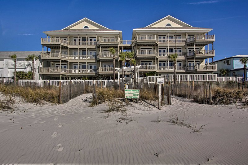 Bel Air Beach Complex is the perfect escape!