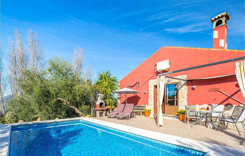 Amazing home in El Gastor with WiFi and 2 Bedrooms (EAC102), holiday rental in El Gastor