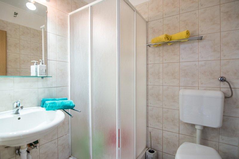 B2(2+2): bathroom with toilet