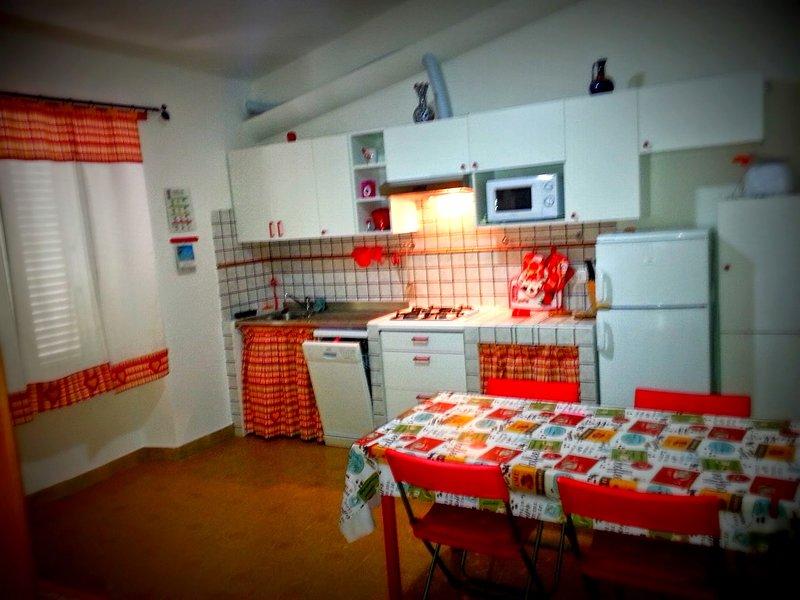 Appartamento Rosso, alquiler vacacional en Cala Liberotto