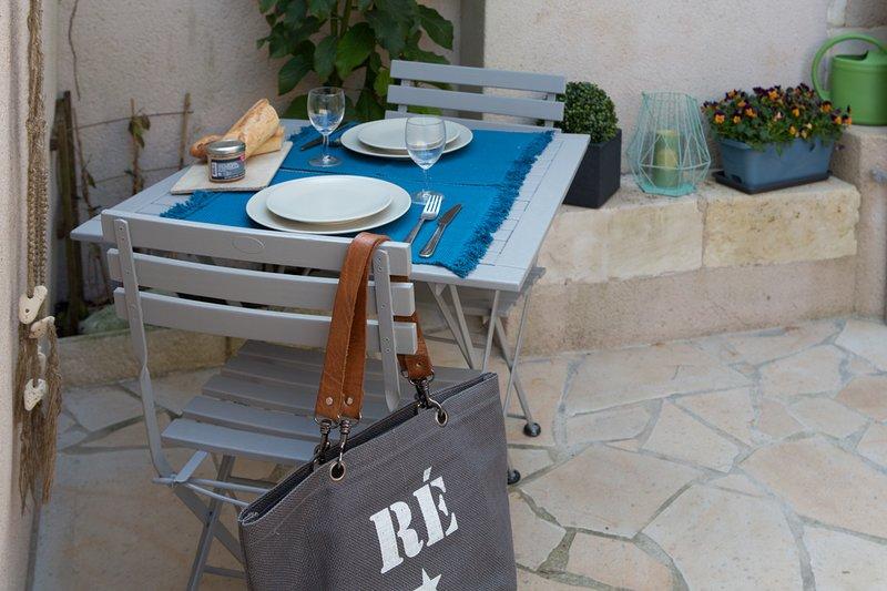 Studio standard N°9 - Le Clos des Sternes, holiday rental in La Flotte