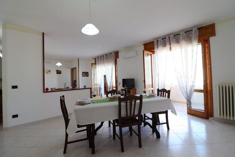 Casa Vacanza Ludovica Otranto 8 posti, holiday rental in Otranto