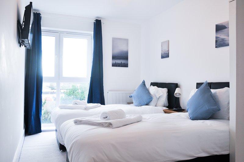 Honest City Waterside Apartment 1, vacation rental in Eastleigh