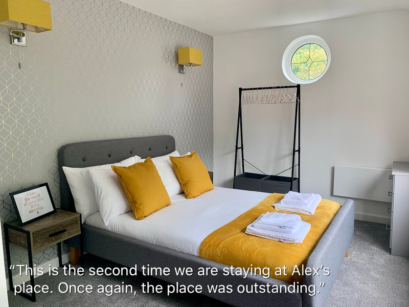 Cambridge City Centre - Minutes from Train Station, Ferienwohnung in Fulbourn