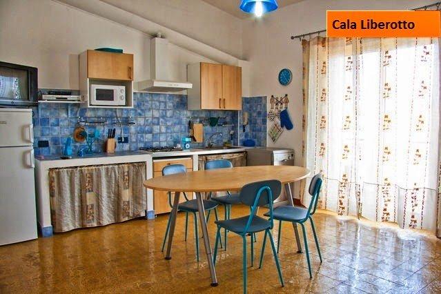 Appartamento Blu, alquiler vacacional en Cala Liberotto