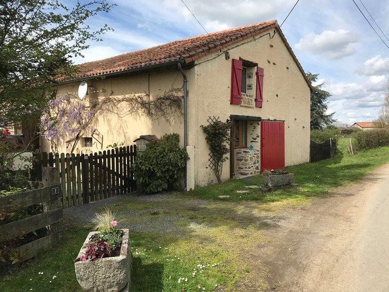 Gite Villard, alquiler de vacaciones en Montmorillon