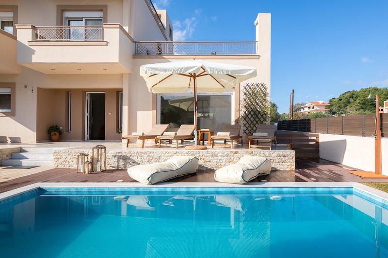Villa Chrissiida, holiday rental in Filerimos