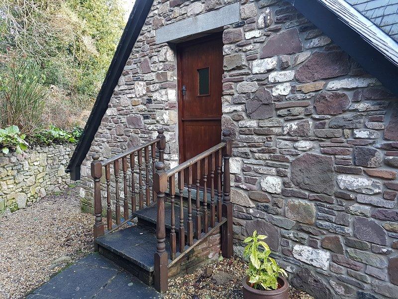 The Loft, alquiler de vacaciones en Llanddewi Rhydderch