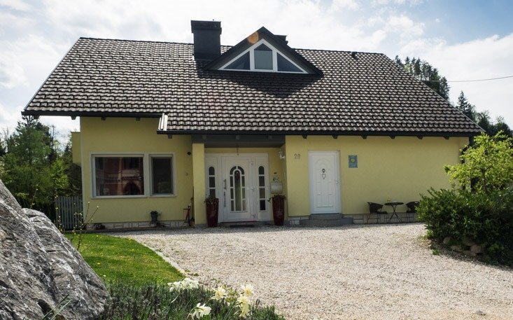 Mountain View Apartment, holiday rental in Ribno