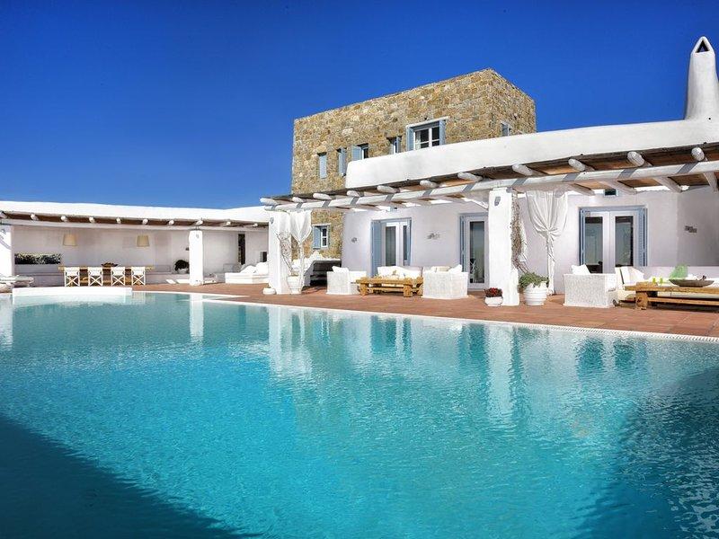 Villa Catrina, vacation rental in Platys Gialos