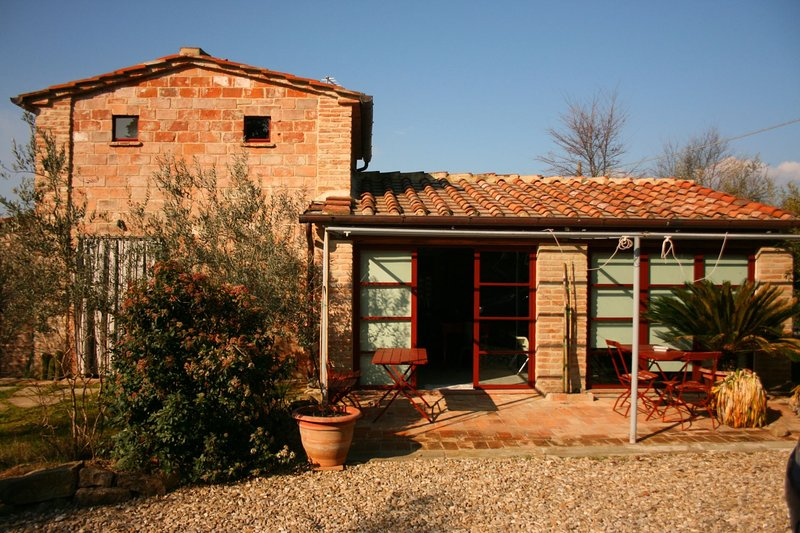 LE VIGNACCE, vacation rental in Cesa