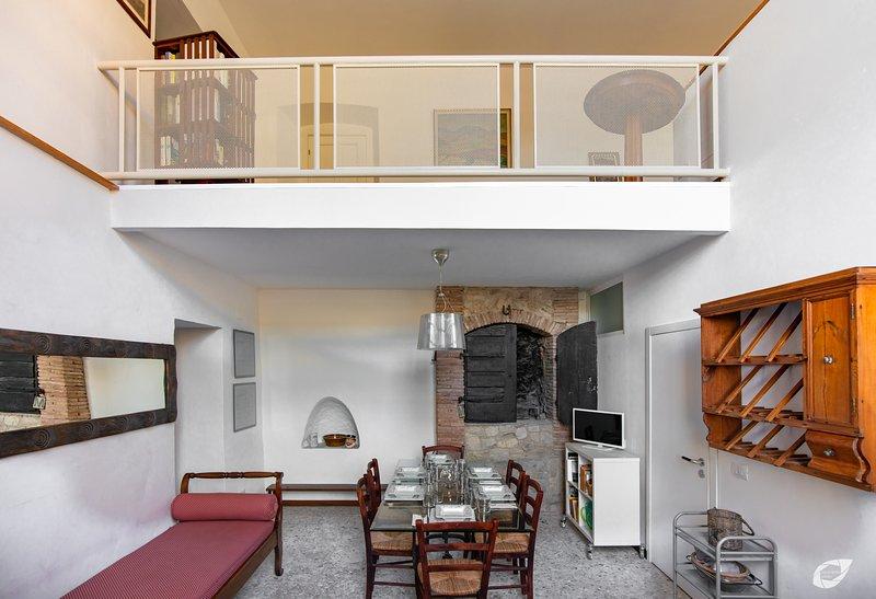 Casa di Charme 2 Rio nell'Elba, vacation rental in Rio Nell'Elba