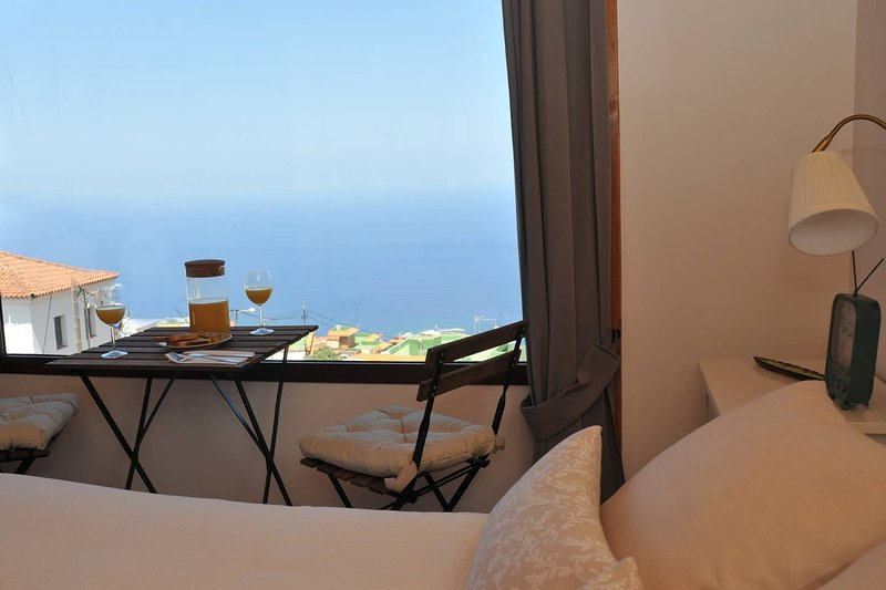 Amazing house with sea view & Wifi, holiday rental in El Tanque