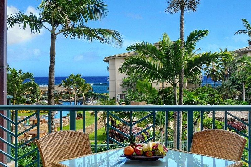 Waipouli Beach Resort D204, aluguéis de temporada em Kauai