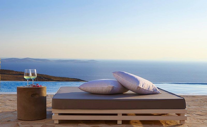 Villa Coral, holiday rental in Faros Armenistis