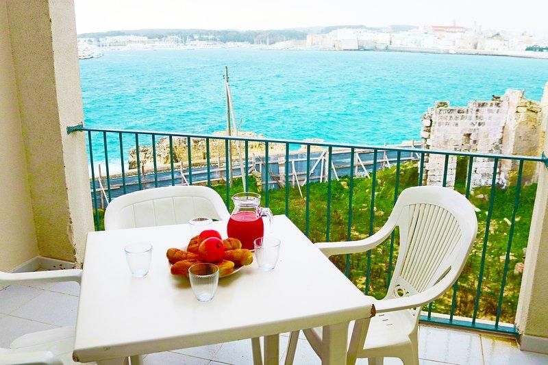 Holidays house Veronica Otranto, location de vacances à Otranto