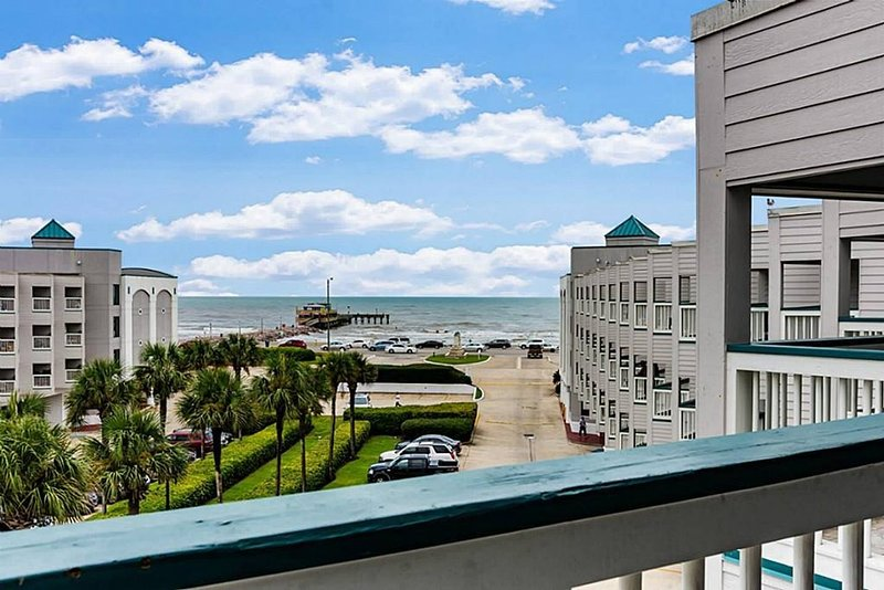 Double View, vacation rental in Galveston