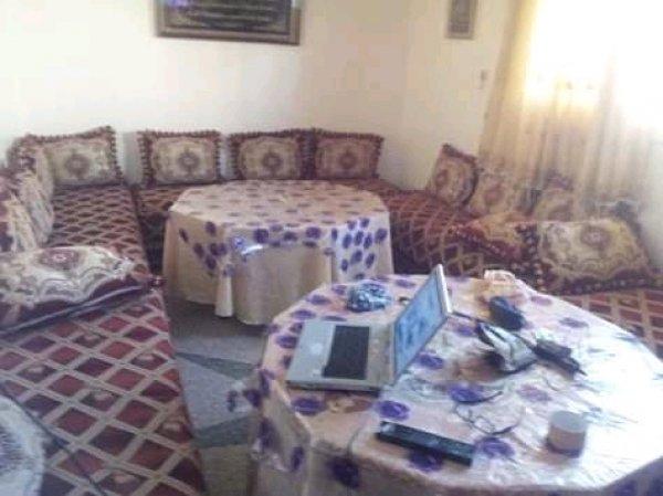 Beautiful apartment in Oujda & Wifi, holiday rental in Oujda