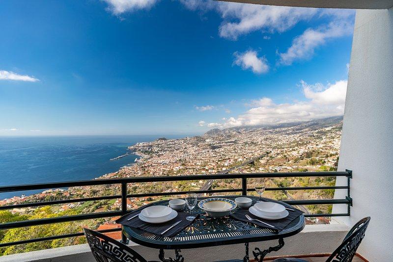 Atlantic Ocean Apartment, alquiler de vacaciones en Sao Goncalo
