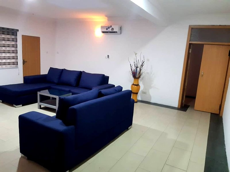 Green Bliss Apartment, holiday rental in Ikeja